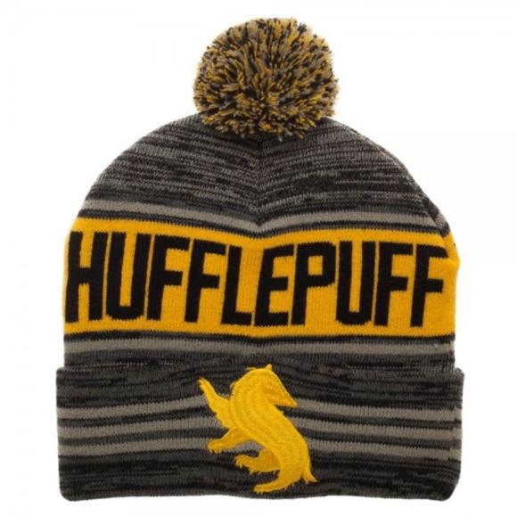 74294018e0e House Hufflepuff - Harry Potter Beanie Hat